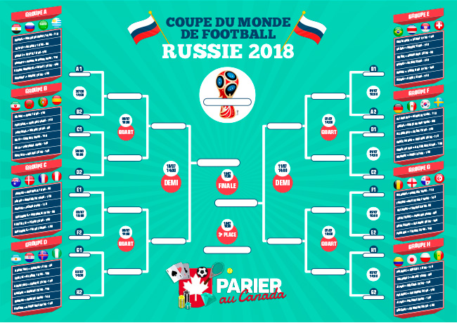 calendrier coupe du monde 2018 pdf 100 gratuit programme complet. Black Bedroom Furniture Sets. Home Design Ideas
