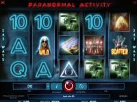 paranormal activity islot