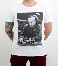 t-shirt real balla poutine