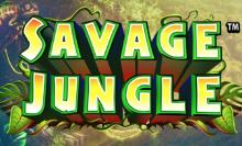 logo savage jungle