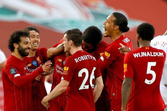 Liverpool Premier League Angleterre