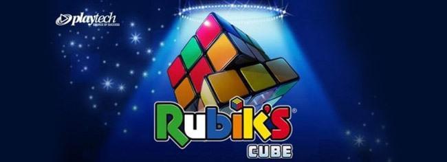 Rubik's cube slot playtech