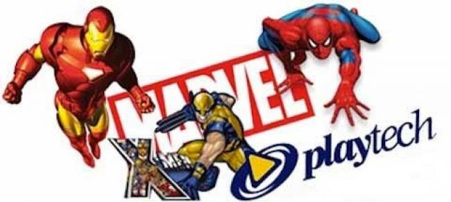 marvel playtecj ironman spiderman wolverine