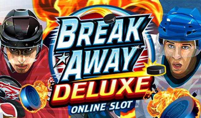 Break Away Deluxe slot Microgaming