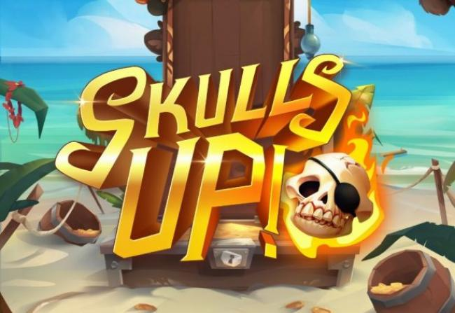 machine à sous skulls up